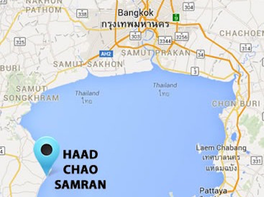 where to rent a holiday house haad chao samran